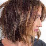 Soft Caramel Balayage Hair Color Ideas in 2019