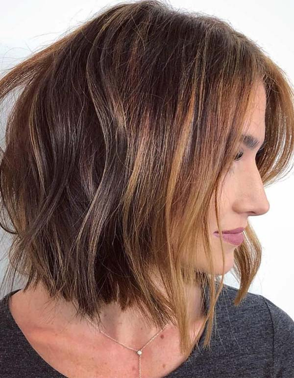 Gorgeous Soft Caramel Balayage Hair Color Ideas in 2019