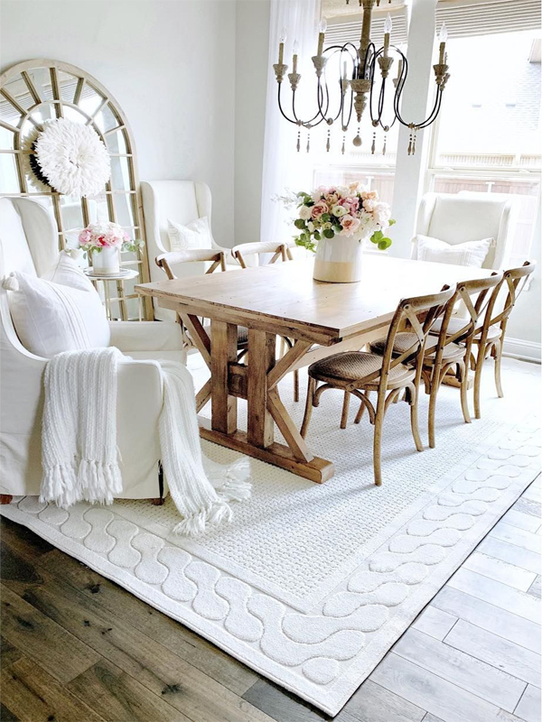 Awesome Dinning Room Decor Ideas & Images for 2019