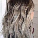 Brown Balayage Hairstyles For Medium Length Hair in 2021
