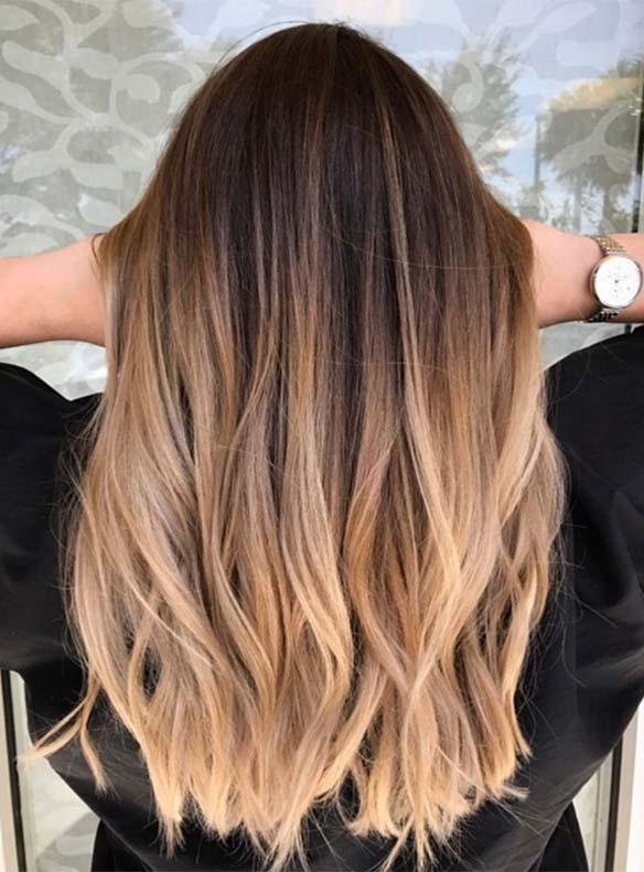 Fantastic Brunette Hair Color Trends & Shades for 2019