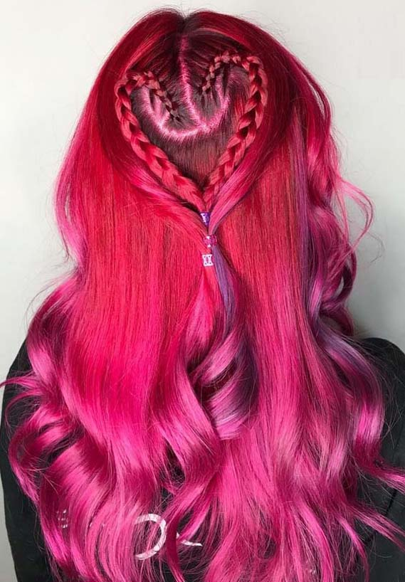 Cutest Braids & Wedding Hairstyles Trends for 2019