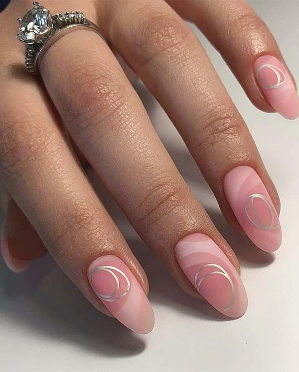 Cutest Pink Nail Arts and Images for Every Woman in 2021