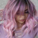 Dreamy Pink and Lavender Hair Color Ideas for 2021