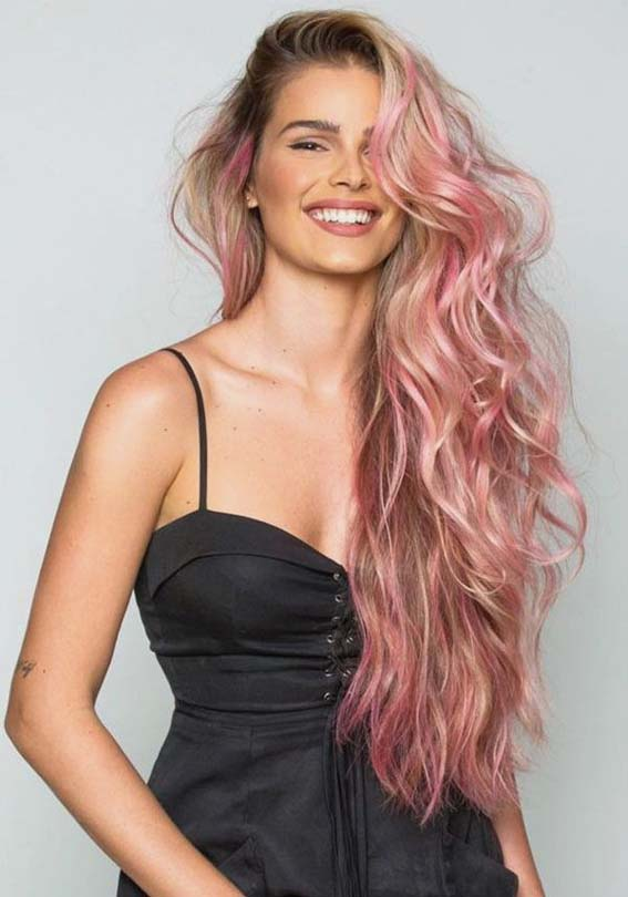 Hottest Long Hairstyles & Hair Color Ideas to Follow in 2019
