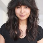 Hottest Long Hairstyles with Bangs in 2021