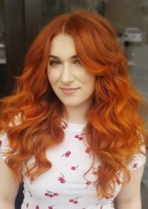 Incredible Ginger Hair Color Shades in 2021