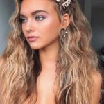 Long Textured Balayage Hair Styles for 2021