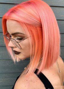 Pink Bob Haircuts for Women in 2021