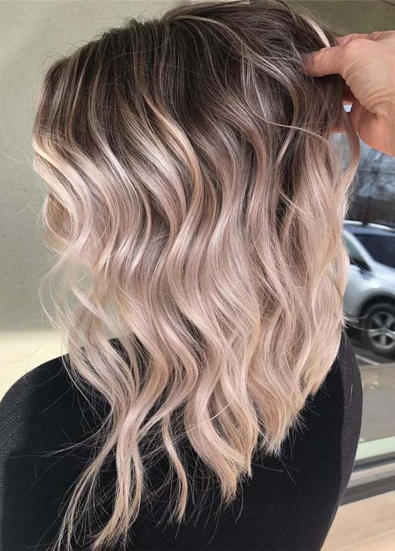 Pretty Ideas Of Blonde Hair Colors for Ladies in 2021