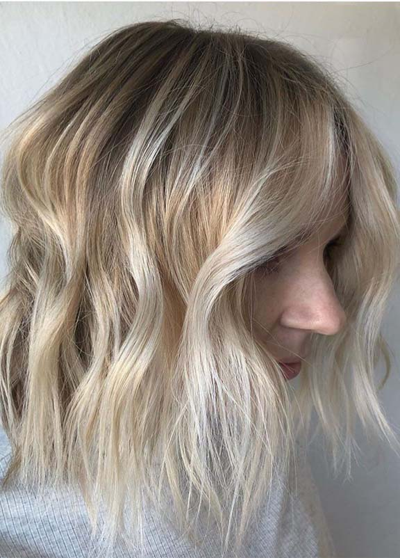 Best Textured Blonde Haircuts for Women to Flaunt in 2019
