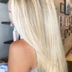 summer blonde & balayage hair colors combo for 2019