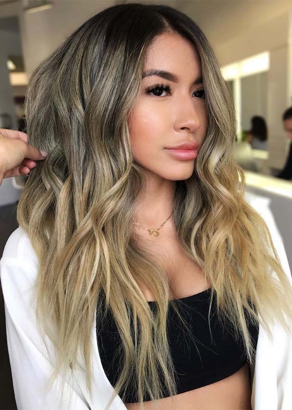 Best Balayage Ombre Hair Color Trends You Must Wear in 2019