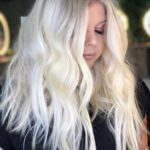 Brightest Platinum Blonde Hair Colors for Long Hair in 2019
