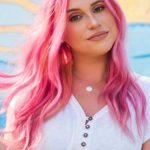 Hottest Pink Hair Color Shades in 2021