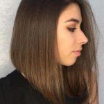 Long bob haircut styles for women in 2019