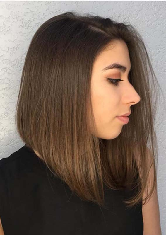 Fantastic Long Bob Haircut Styles for Women to Sport in 2019