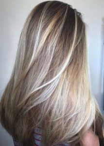 Perfectly sunkissed blonde hair colors highlights in 2021