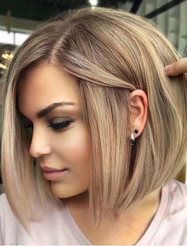 Best Of Balayage Bob Cuts for Women to Try in Year 2019