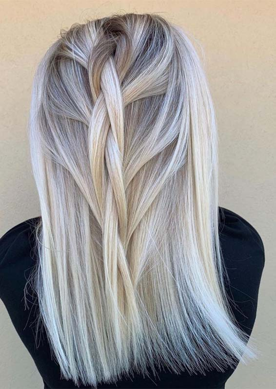 Coolest Ideas Of Braids with Blonde Shades for Women 2019