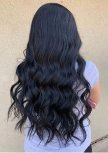 Dark Rich Hair Colors for Long Hair to Wear in 2019