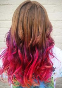 Gorgeous Combinations of Hair Colors to Follow in 2021