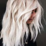 Inspirational platinum blonde hair colors to follow in 2019