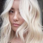 Platinum blonde hair color shades to show off right now