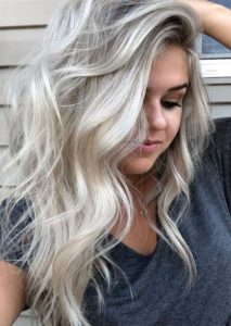 Pretty Shades Of Blonde Hair Colors for 2019
