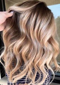 Amazing Champagne Blonde Hair Color Shades for 2019