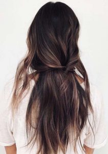 Awesome Long Knotted Hair Styles Trends for 2021