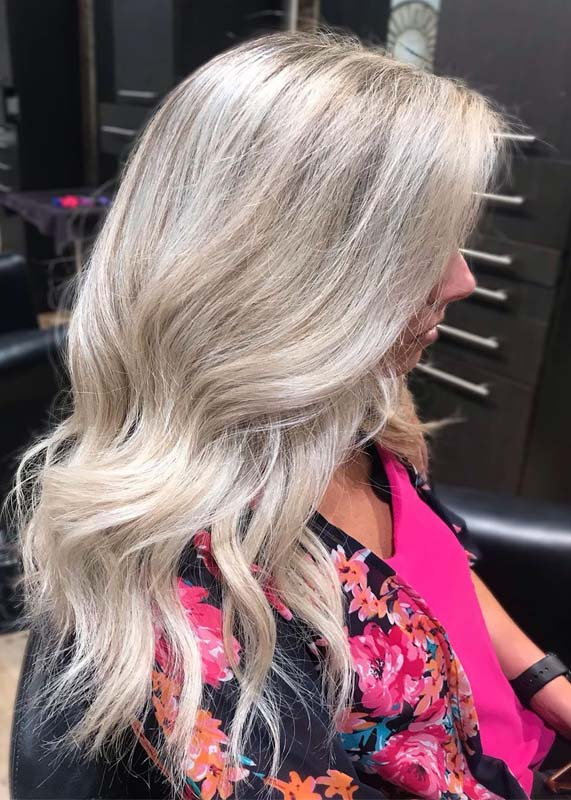 Bright Blonde Hair Color Ideas for Women to Follow Nowadays
