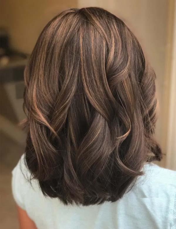 Fantastic Highlights for Medium Length Haircuts in 2019