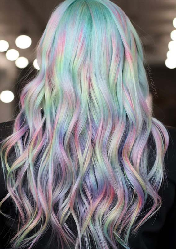 Perfect Pulp Riot Hair Colors Highlights for Ladies in 2019