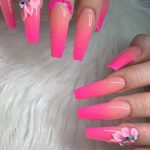Pretty Pink Nail Art Designs for Women in 2021