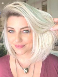 Short Blonde Haircuts for Women to show off in this year 2019