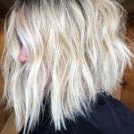 Short Blonde Textured Haircuts for Women 2019