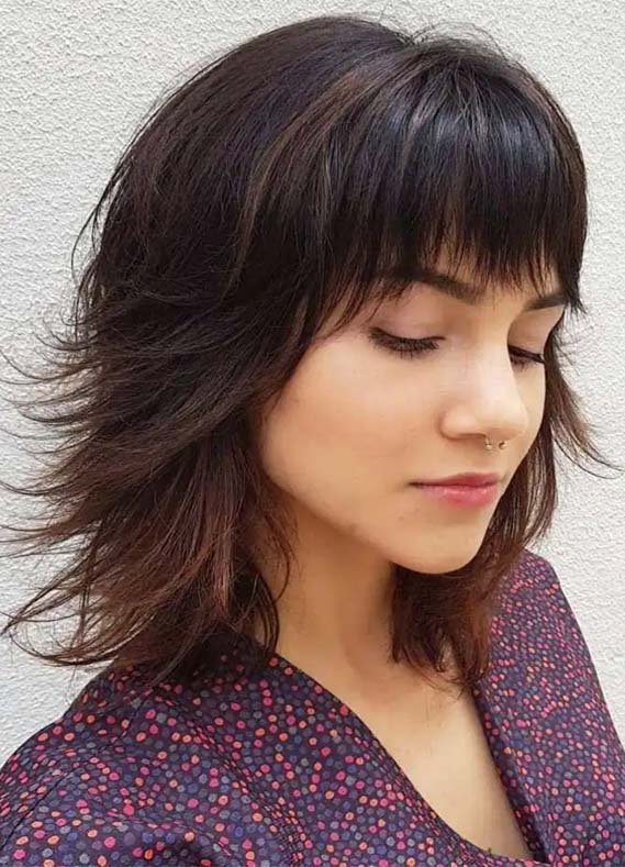 Best Short Haircut Styles with Bangs to Wear in this Year
