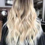 Rooted Blonde Hair Color Shades for Long Locks for 2019
