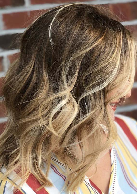 Cutest Textured Balayage Layers for Long Hair to Sport in This Year