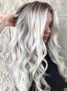 Awesome Ice Blonde Hair Color Shades to Show Off Nowadays