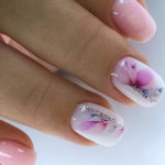 Colorful Pink Nail Art Designs to Show Off Nowadays
