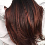 Perfect Red Highlights for Fall Autumn Season in 2019