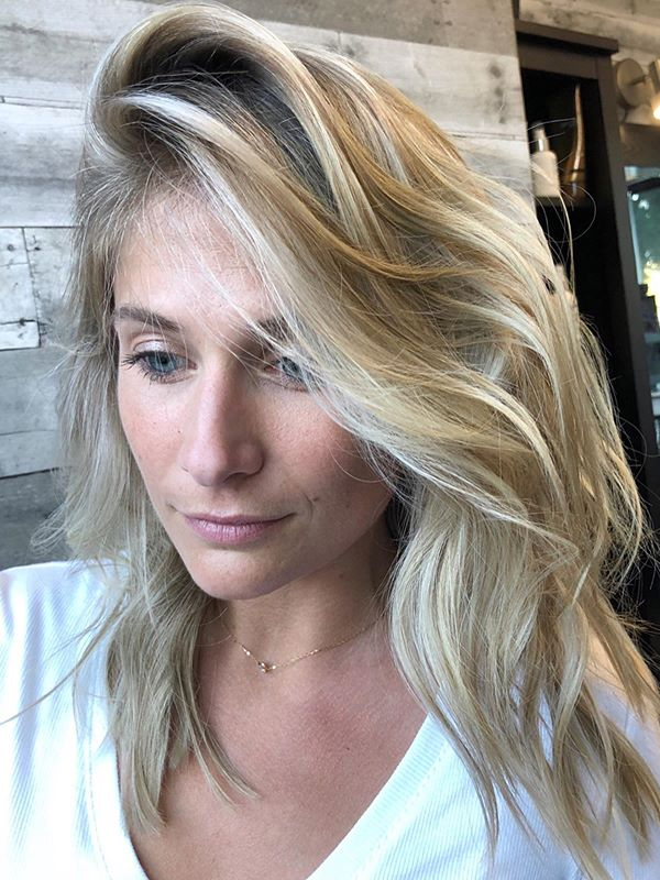 Fantastic Sandy Blonde and Balayage Hair Color Shades in 2019