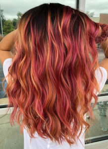 Stunning Pulpriot Hair Colors for Long Locks in 2021