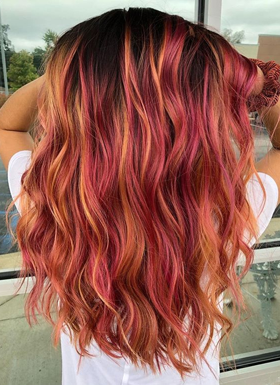 Stunning Pulpriot Hair Colors for Long Locks to Show Off in 2020