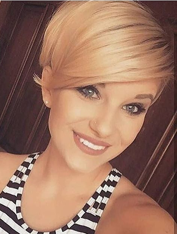 Stylish Pixie Haircuts with Side Bangs for Women in 2019