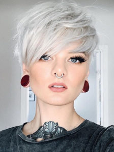 Undercut Short Pixie Haircuts to Create in 2019