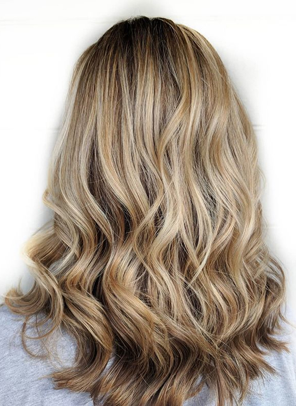 Unique Balayage Hair Color Shades for Women to Wear Nowadays