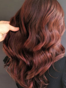 Vibrant Redhead Hair Color Shades to Follow in 2021